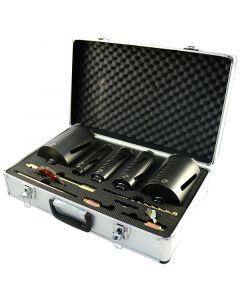 Abracs Expert 5 Bit Dry Diamond Core Drill Set