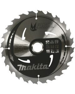 Makita Saw Blade Mforce B-07967 190x30mm
