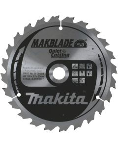 Makita Saw Blade Makblade Plus B-08707 260x30mm