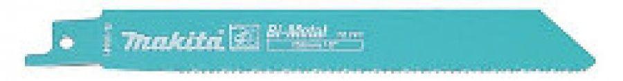 Makita B-16841 Bi-Metal Reciprocating Blades 152mm For Metal