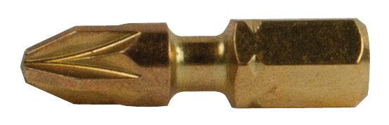 Makita Impact Gold Torsion Insert Bit PZ3 25mm