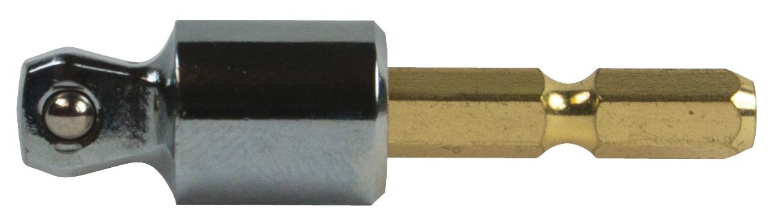 "Makita Impact Gold Tilt Socket Adaptor SQ1/2"" 75mm"