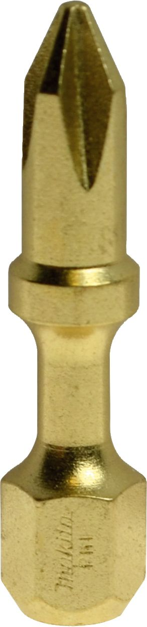 Makita Impact Gold Shorton Impact Bit PZ2 30mm
