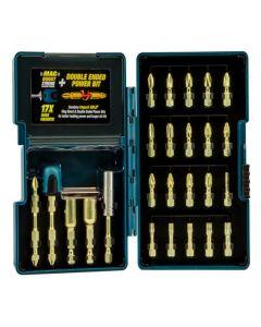 Makita B-69163 26 Piece Impact Gold Screwdriver Bit Set