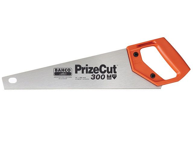 Bahco 300-14-F15/16-HP PrizeCut Toolbox Handsaw 350mm (14in) 15tpi