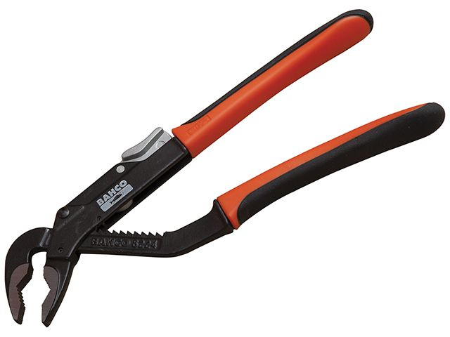 Bahco 8223 - 8226 Ergo Slip joint pliers