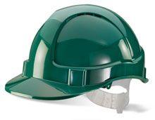 B-Brand Economy Vented Safety Helmet