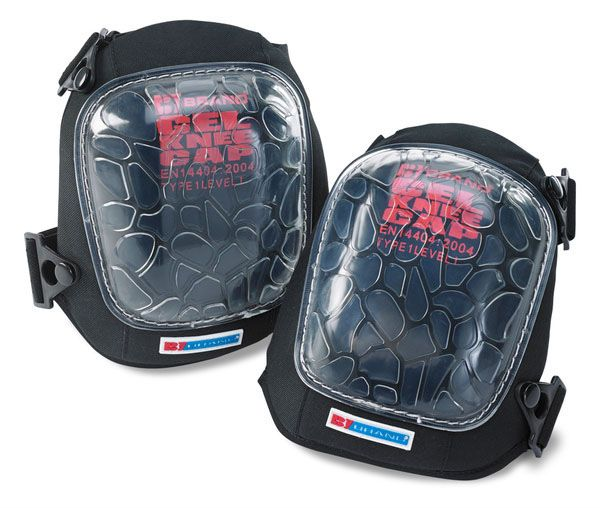 B Brand CE Approved Gel Knee Pads