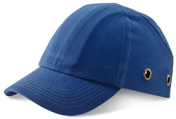 B Brand Safety Baseball Cap Royal Blue
