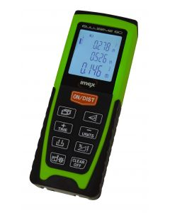 Imex BE80 Bullseye 80 80m Laser Distance Measurer