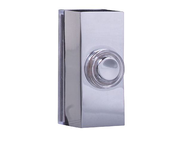 Byron Bell Push Surface Mounted