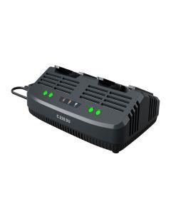 Stiga 100 Series / Mountfield Freedom 100 C215DU Double 20v Battery Charger 230v