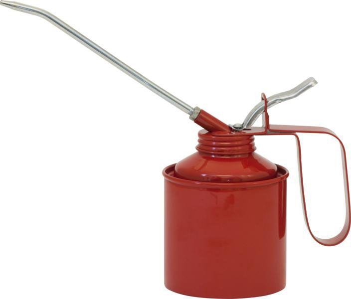 Pressol Oil Can Steel Body With Rigid Spout