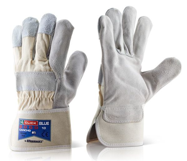 Click Canadian Chrome High Quality Rigger Gloves