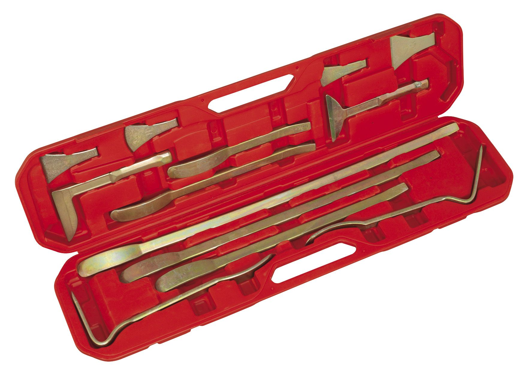 Sealey Body Panel Levering/Separating Tool Set 13pc