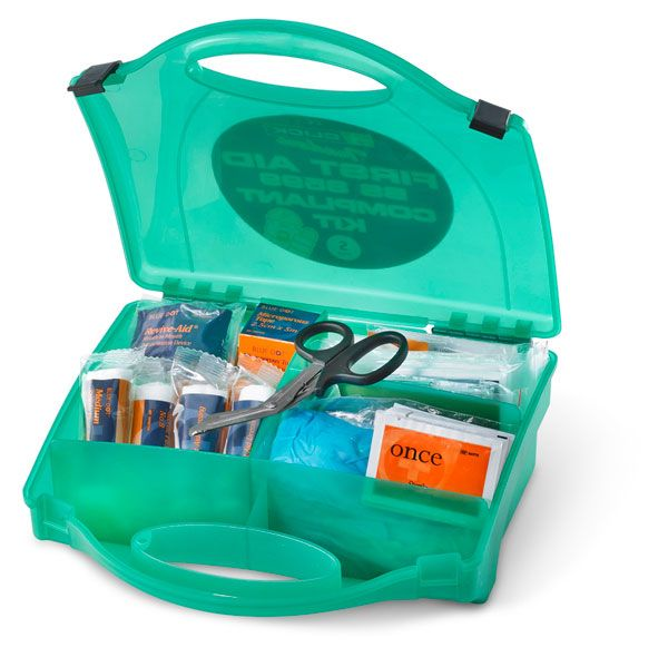 Click Medical First Aid Kit Small BS8599