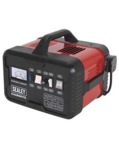 Sealey Battery Charger 16Amp 12/24V 230V