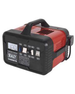 Sealey Battery Charger 19Amp 12/24V 230V
