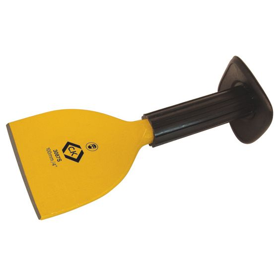 C.K Brick Bolster Chisel With Grip 100mm