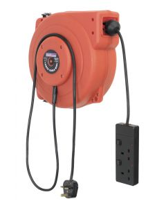 Sealey Cable Reel System Retractable