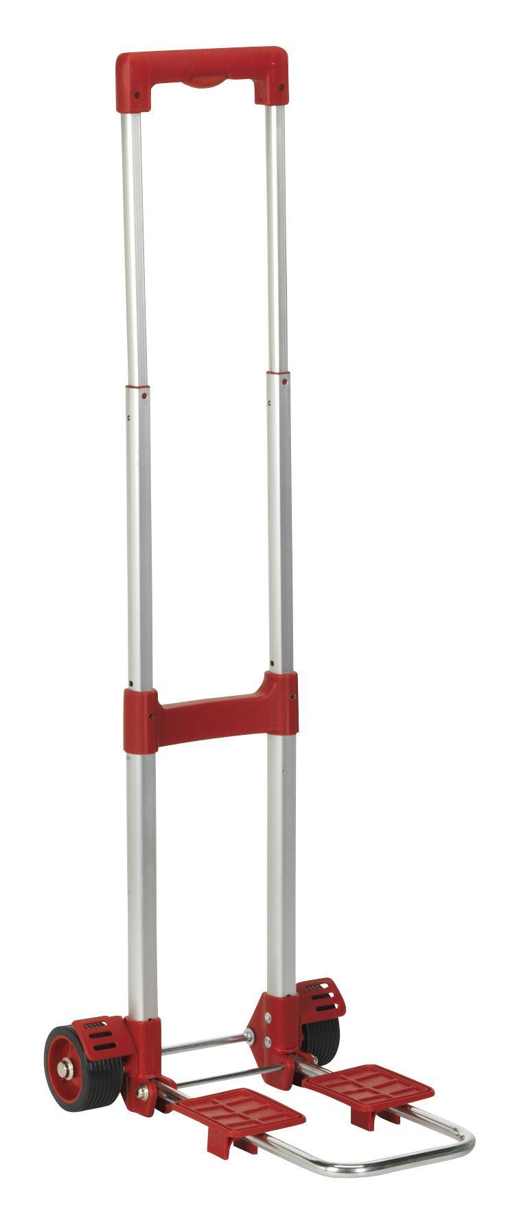 Sealey Aluminium Trolley 30kg Capacity