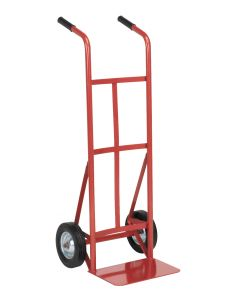 Sealey Sack Truck with Solid Tyres 150kg Capacity