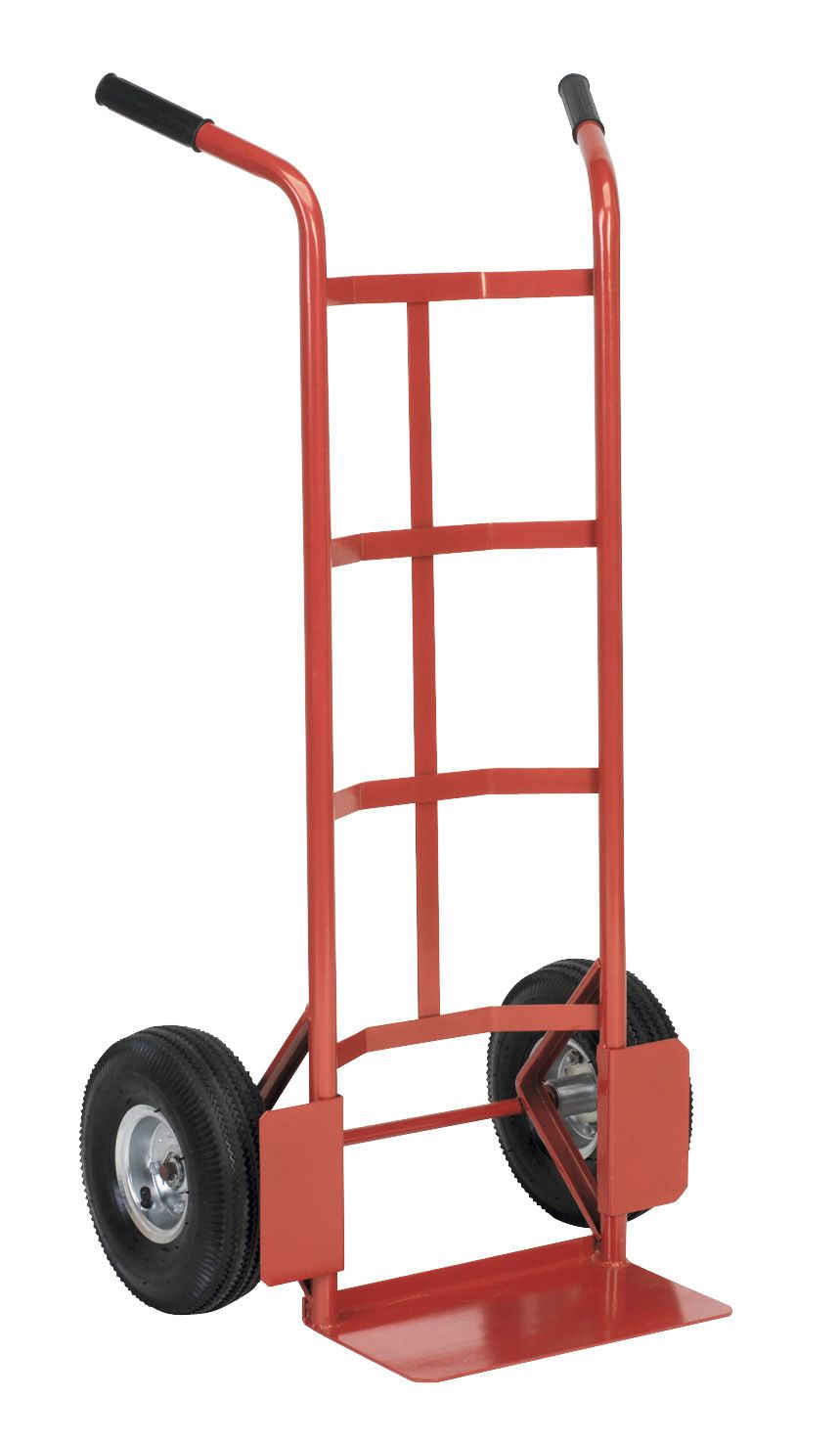 Sealey Sack Truck with Pneumatic Tyres 200kg Capacity