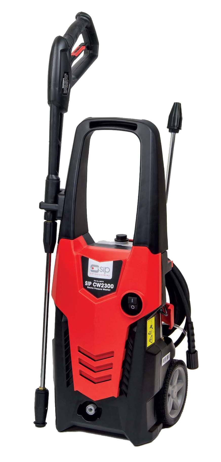 SIP CW2300 Pressure Washer 200 Bar 230v