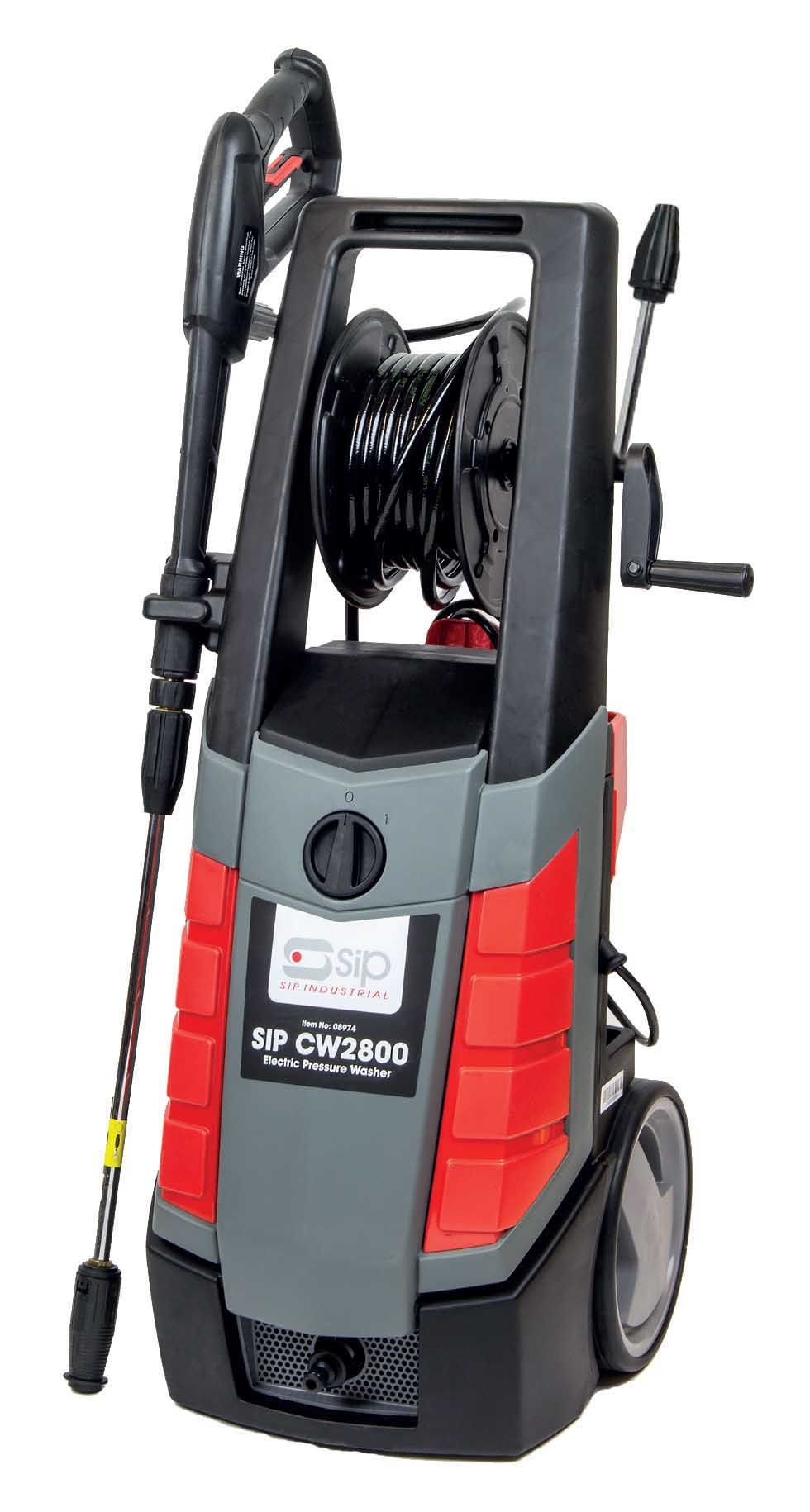 SIP CW2800 Pressure Washer 180 Bar 230v