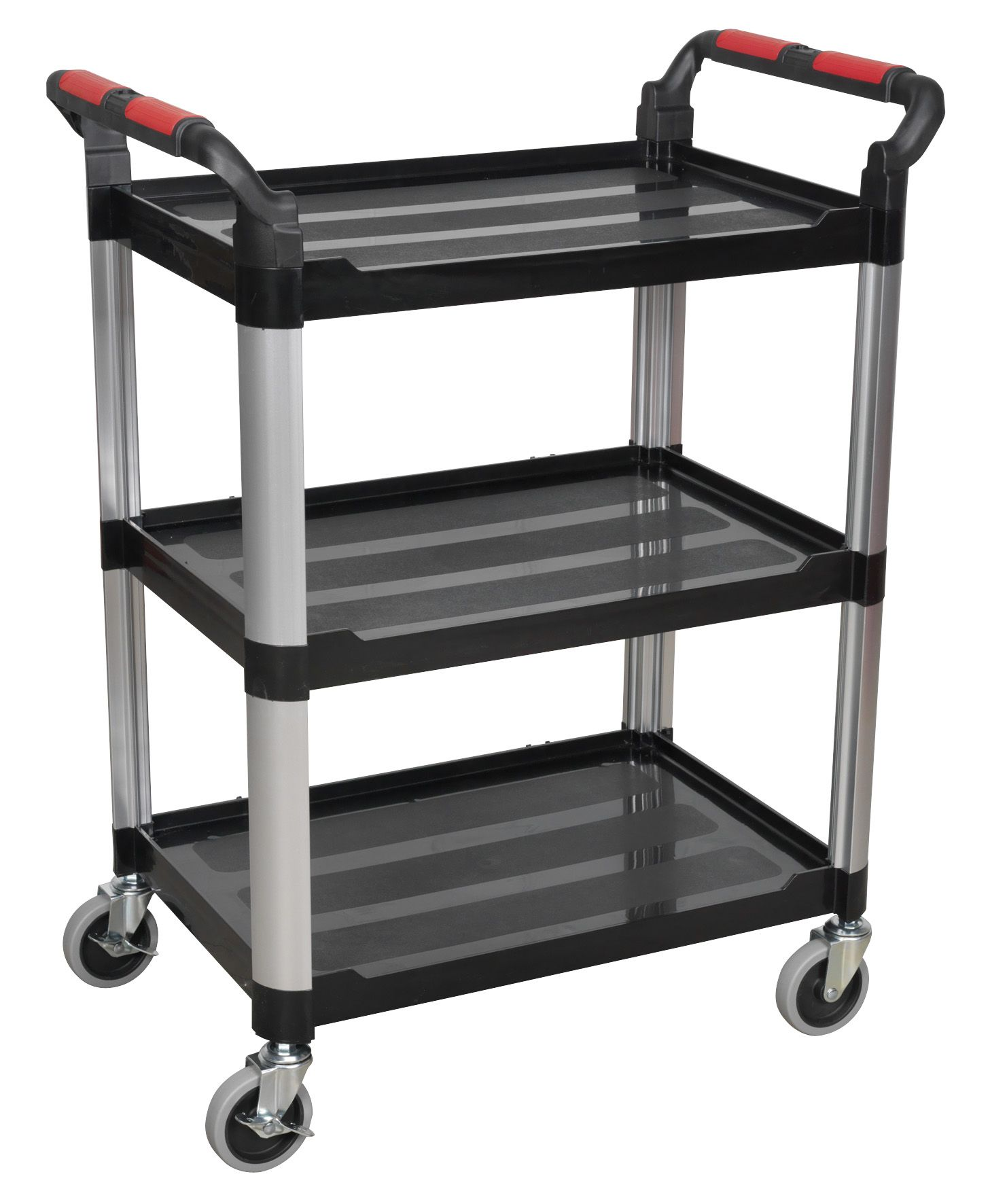 Sealey Workshop Trolley 3-Level Composite