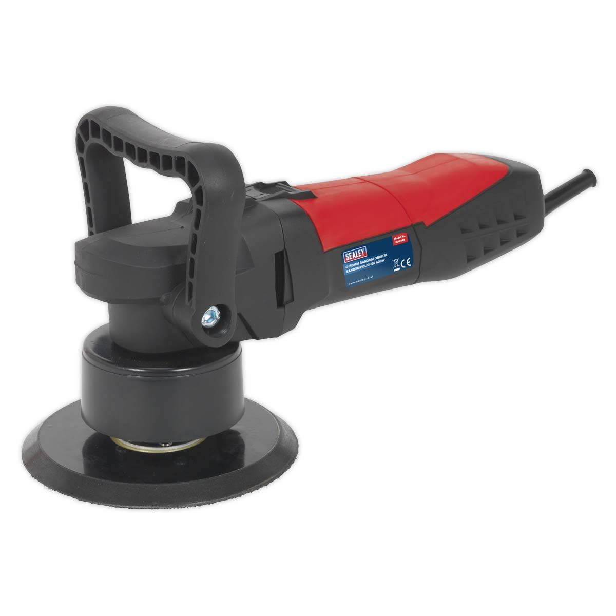 Sealey Random Orbital Dual Action Sander/Polisher Ø150mm 600W/230V