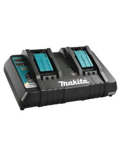 Makita DC18RD 14.4-18v LXT Twin Port Rapid Battery Charger