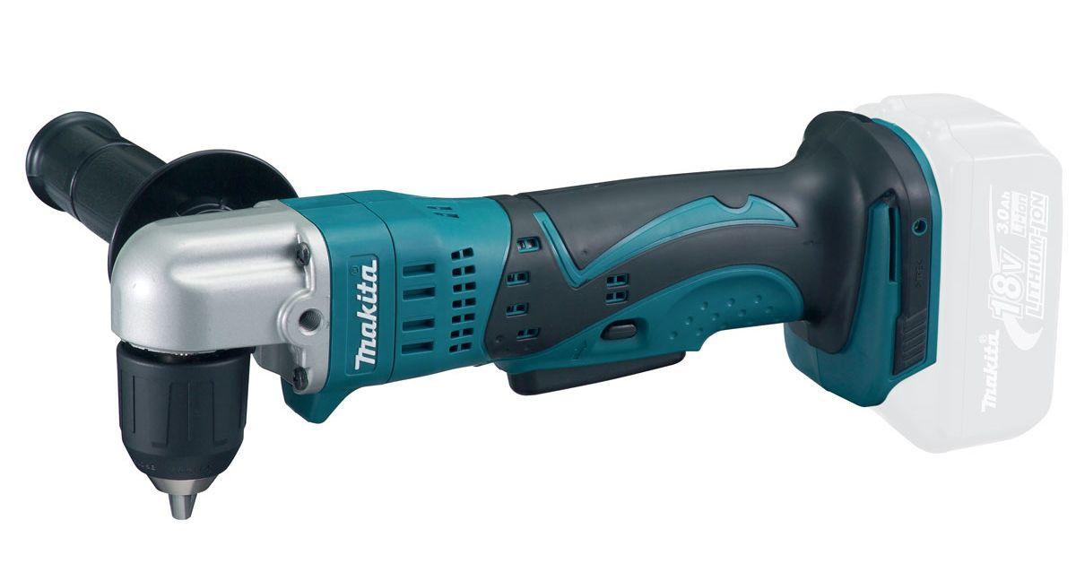 Makita DDA351Z Cordless 18V Angle Drill Keyless Chuck BODY ONLY