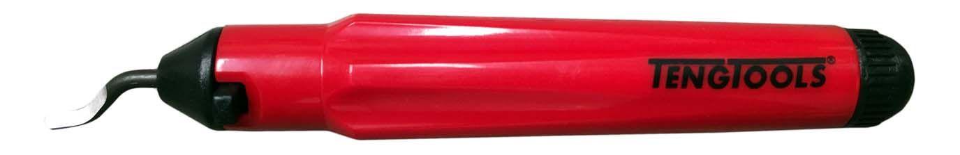 Teng Tools Deburring Tool + 2 x HSS Knife Blades