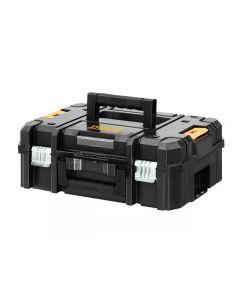 DEWALT TSTAK Tool Box II (Suitcase Flat Top)