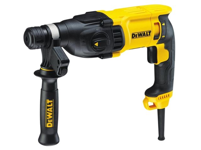DEWALT D25133K SDS 3 Mode 26mm Hammer Drill 800 Watt