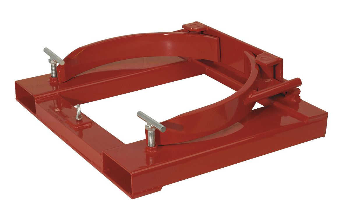 Sealey Forklift Drum Clamp Single 205L