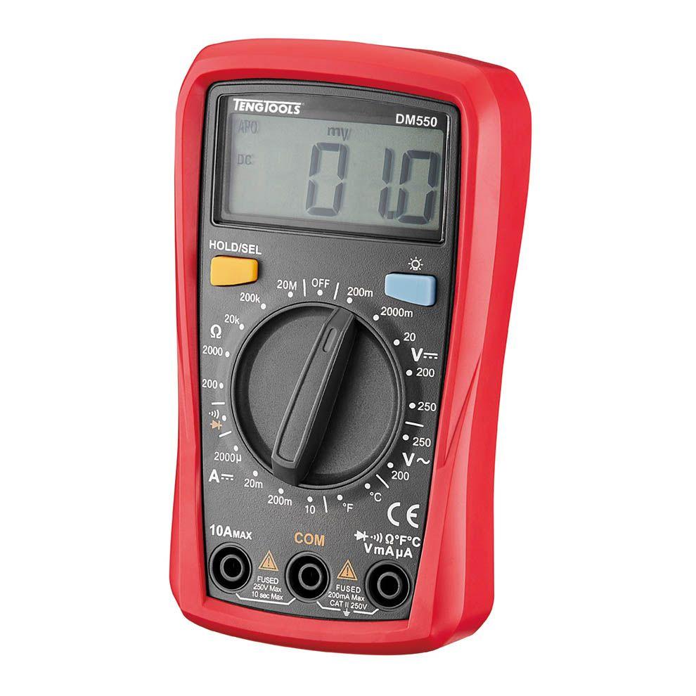 Teng Tools DM550 Digital Multimeter