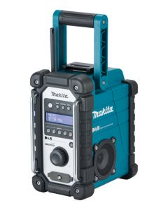 Makita DMR109 DAB Site Radio Blue BODY ONLY