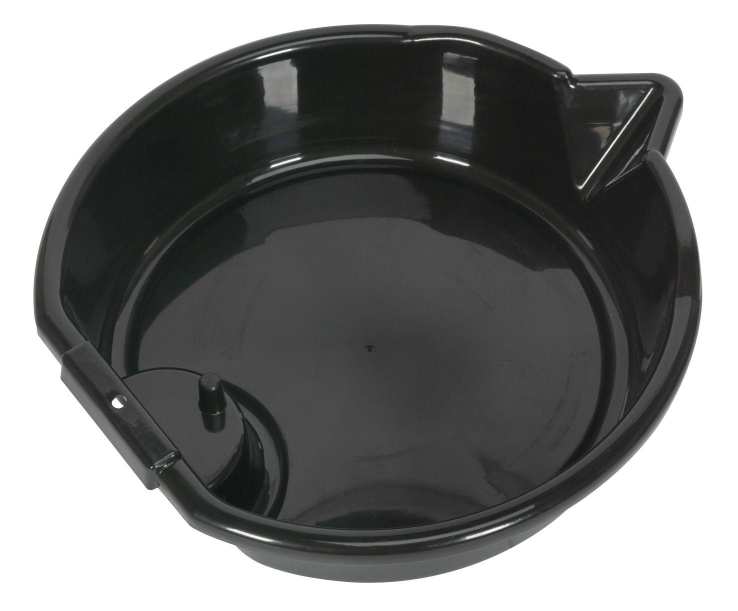 Sealey Oil/Fluid Drain Pan 8L
