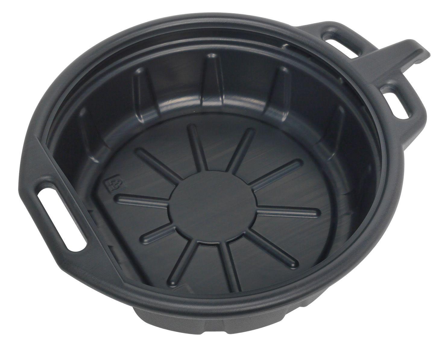 Sealey Oil/Fluid Drain Pan 17L