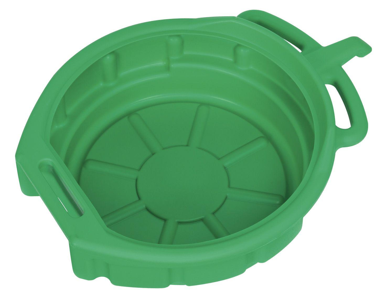 Sealey Antifreeze/Fluid Drain Pan 17L