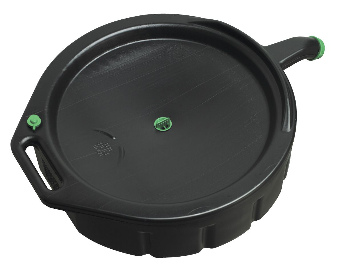 Sealey Oil/Fluid Drain & Recycle Container 16L