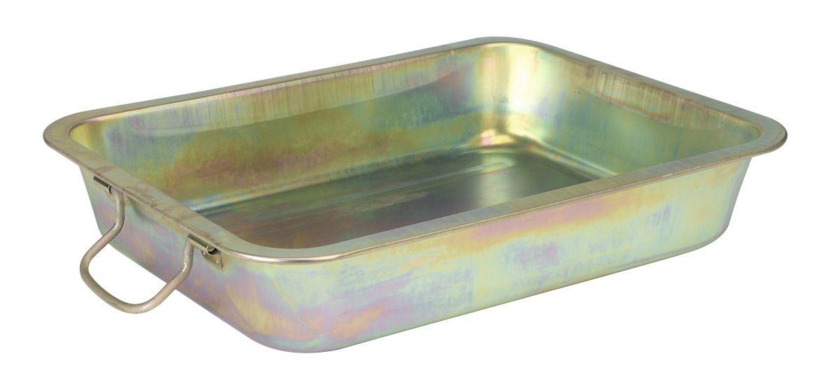 Sealey Metal Drain Pan 12L