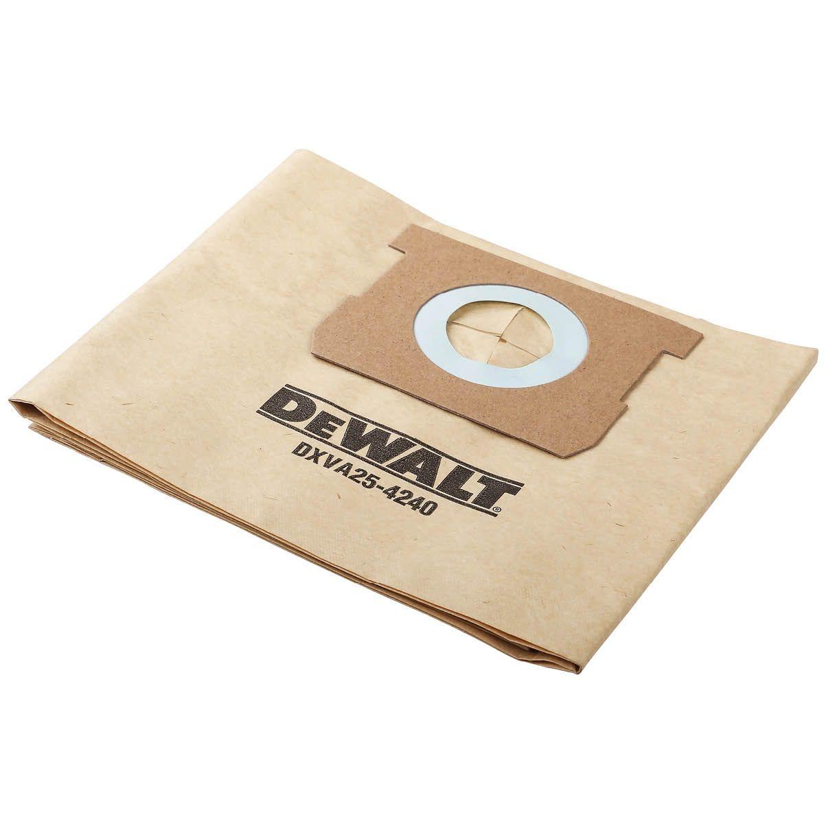 Dewalt Vacuum Dust Bags