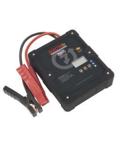 Sealey ElectroStart Batteryless Power Start 1600A 12V