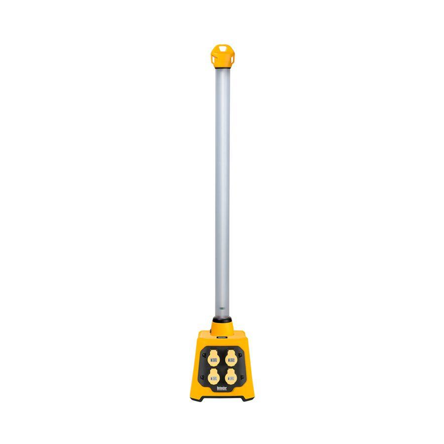 Defender 4' LED Uplight Light Stick With Splitter Base 110v