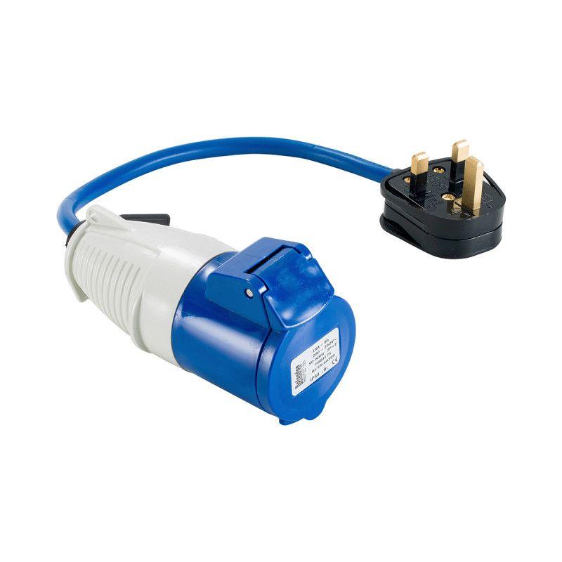 Defender 13 16A Extension Lead 13A Plug 16A Socket 240V