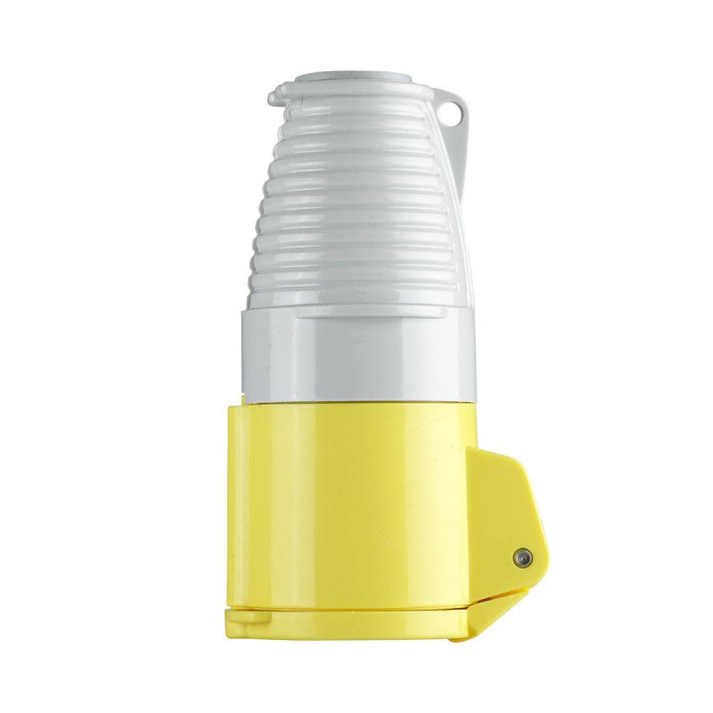 Defender 16A Coupler Yellow 110V
