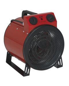 Sealey EH2001 Industrial 2kW Fan Heater 230v